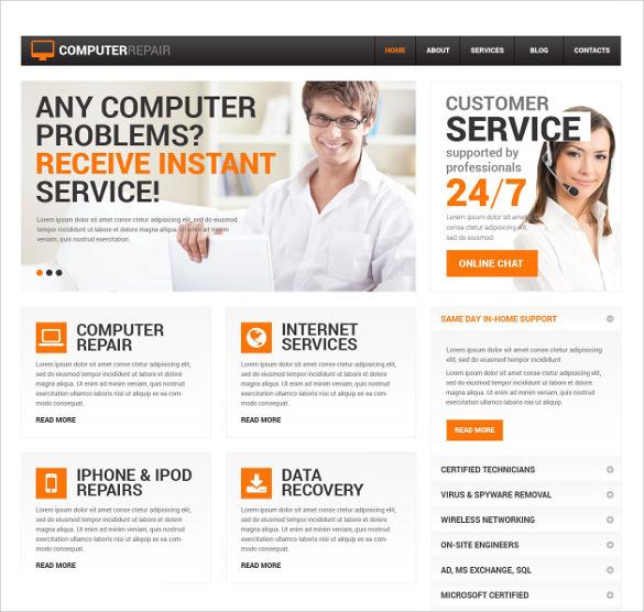 template services Akba.katadhin.co