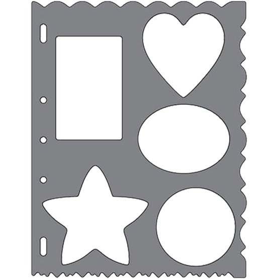 Shape Template™ Shapes | Template & Shape Cutting