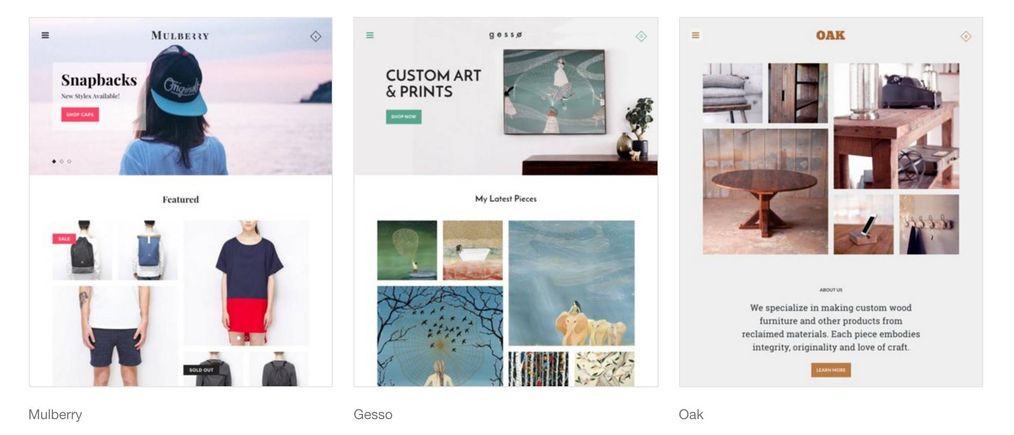 21 Best Responsive Shopify Themes for 2018 Make A Website Hub