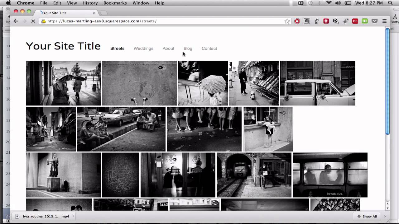 Find Best Web Hosting For Photographers With A SquareSpace