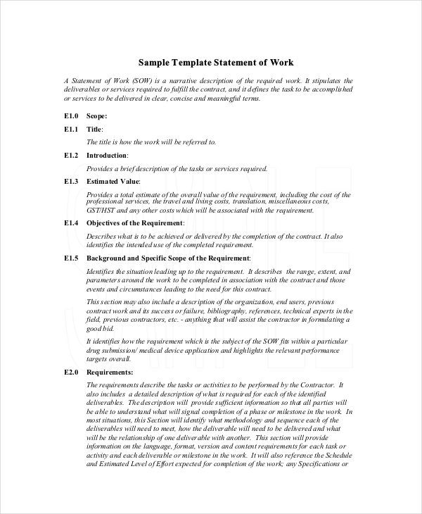 Creating a Performance Engineering Professional Services Statement