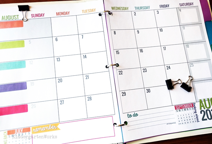 calendar templates for teachers Melo.in tandem.co
