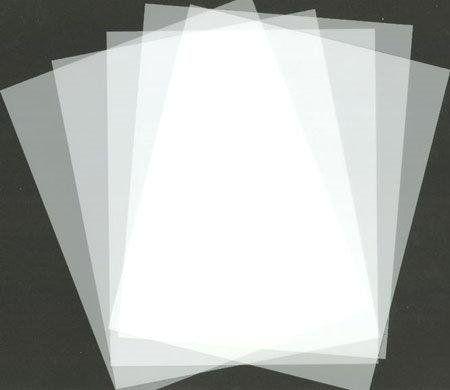 Perfect Shape No Melt Template Plastic