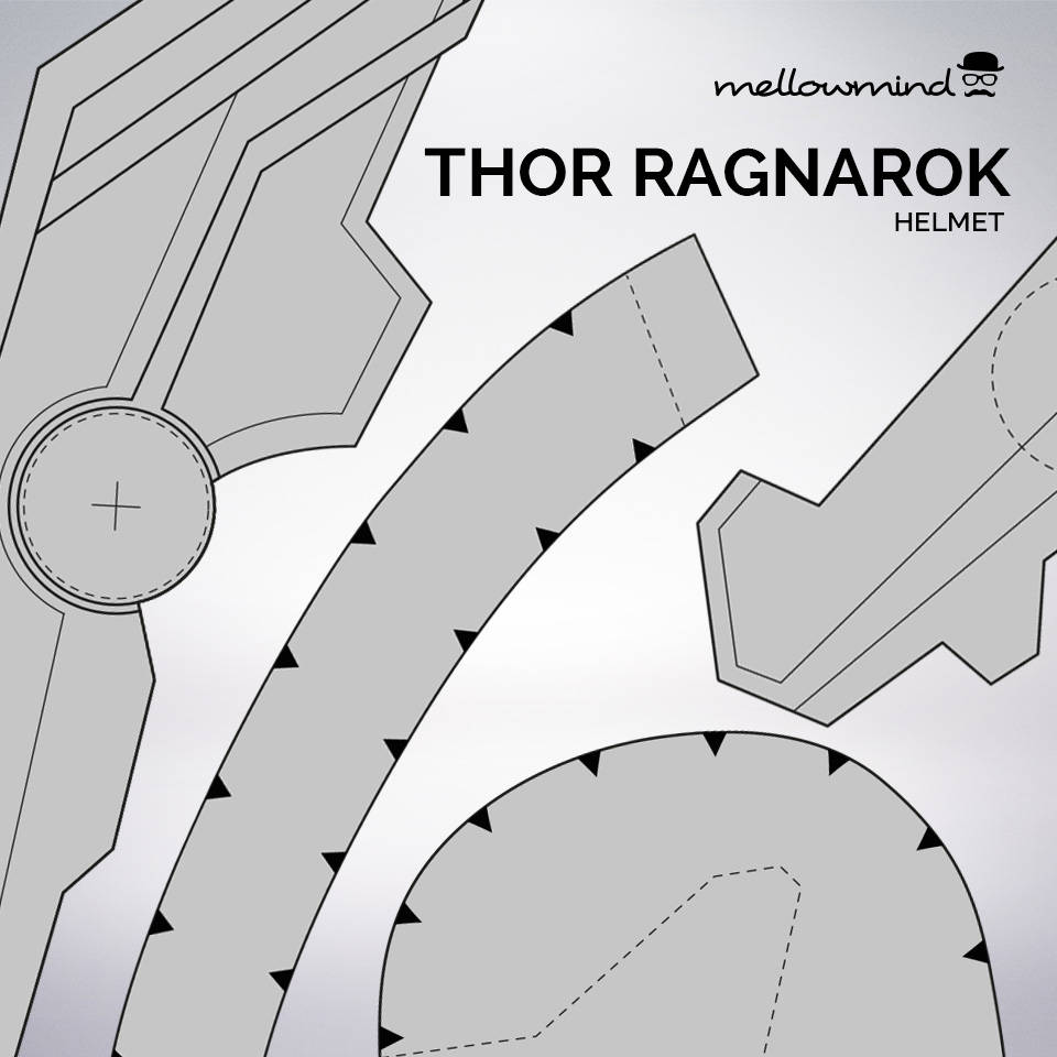 Thor template by frozgor on DeviantArt