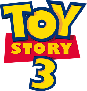 Creating a Toy Story looking logo YouTube
