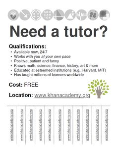 tutoring advertisement Akba.katadhin.co
