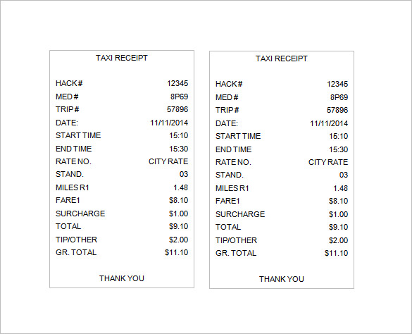 Uber Receipt Template   merrychristmaswishes.info
