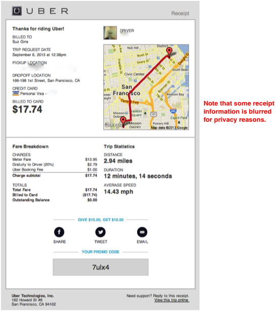12 Images of Uber Receipt Blank Template | boatsee.com