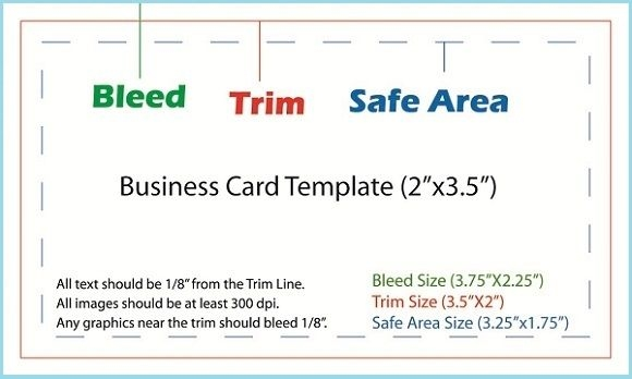 Vistaprint Business Card Template Illustrator The Free Website
