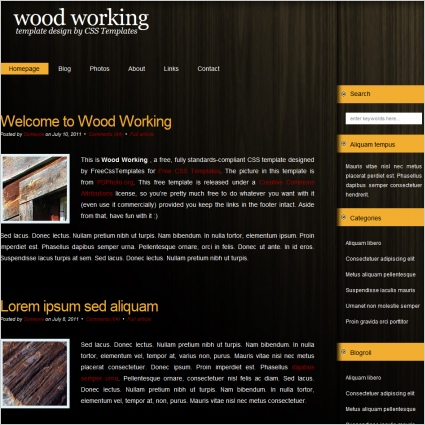 Wild Wood a Industrial Category Flat Bootstrap Responsive Web