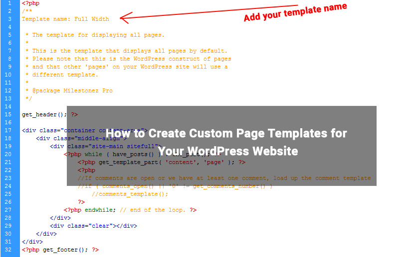 How To Change WordPress Template With How To Change Font Awesome