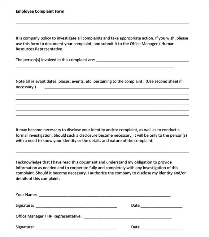 workplace harassment investigation template | Professional And