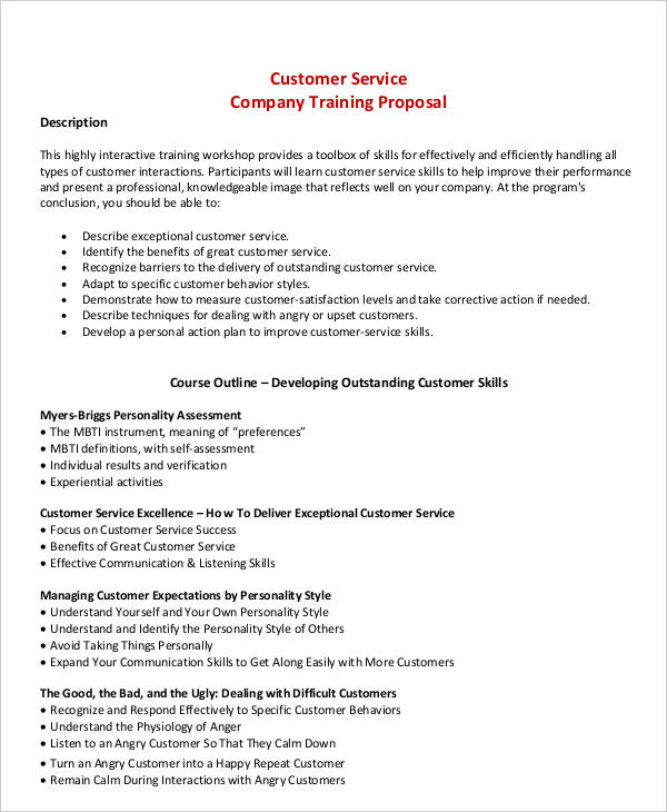 workshop proposal template 4 training business proposal templates