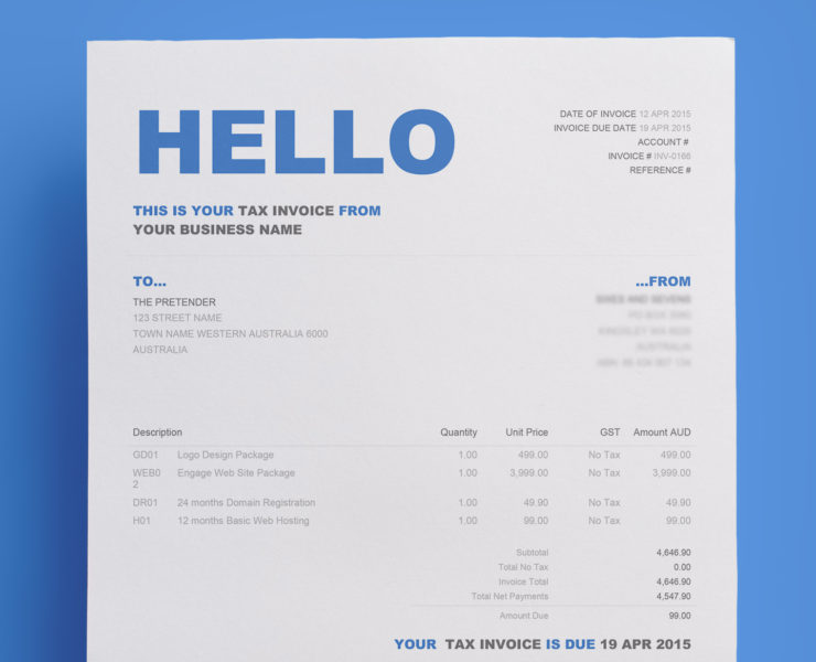 Better Invoice Templates