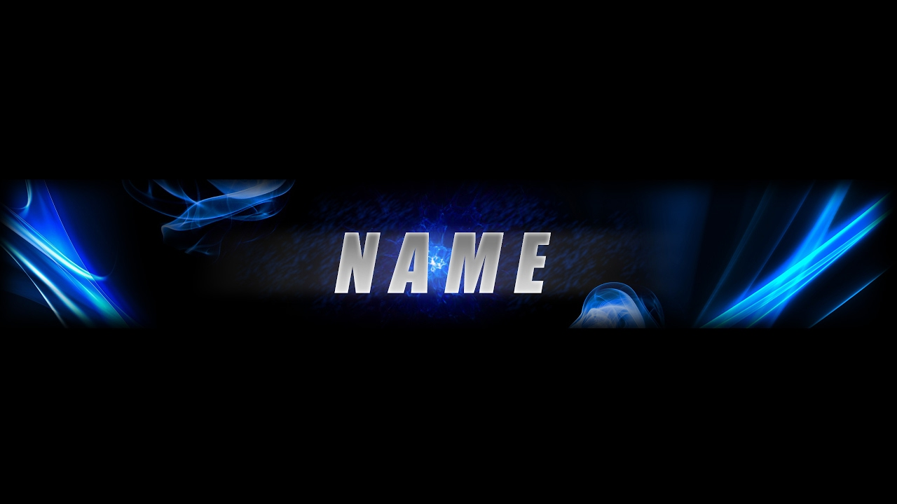 FREE Youtube Banner Template 2017! (No Text) YouTube