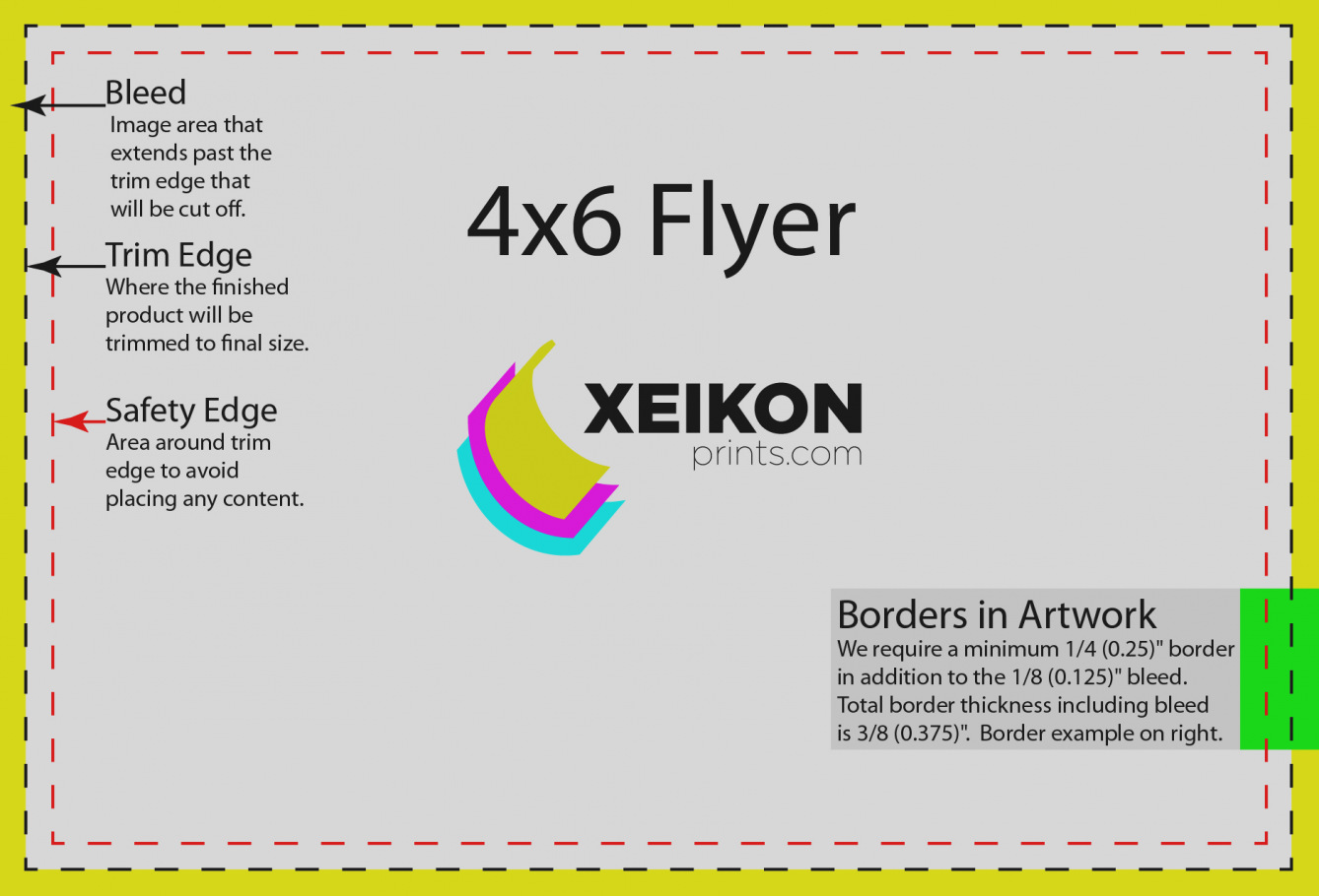 4 x 6 flyer template Narco.penantly.co