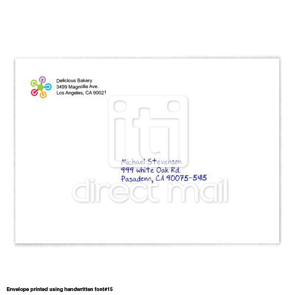 9X12 Envelope | Caydeniz