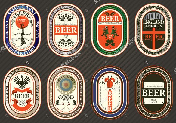 Beer Label Template – emmamcintyrephotography.com