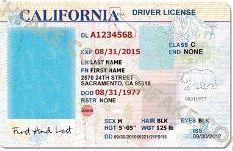 California driver license Psd Template buy usa fake id template