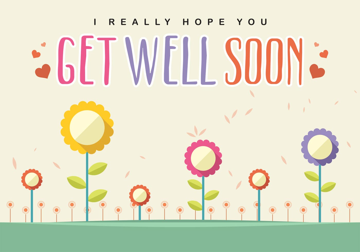 picture about Get Well Soon Printable Cards named Order Properly Before long Card Template