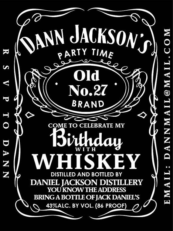Jack Daniels Label Template Images Of Photo Albums Jack Daniels