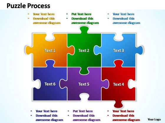 powerpoint presentation templates free download puzzle 2007