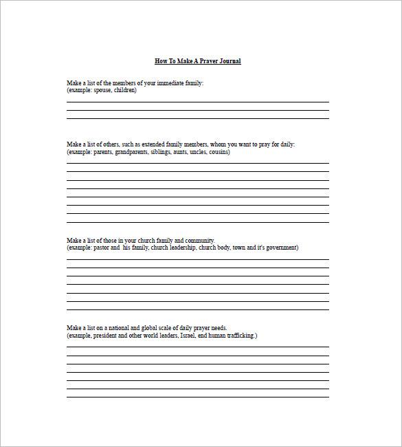 prayer lists template  merrychristmaswishes