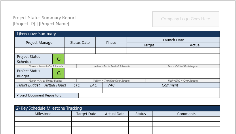 Project Request Form Template for Microsoft Word 2013 | Robert