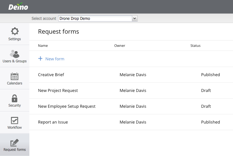 10 Request Form Templates to Help Your Team Succeed