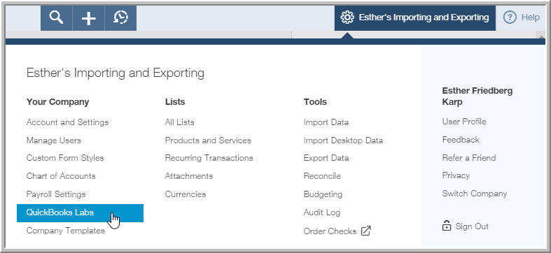 Using Word to Create Beautiful Invoices in QuickBooks Online