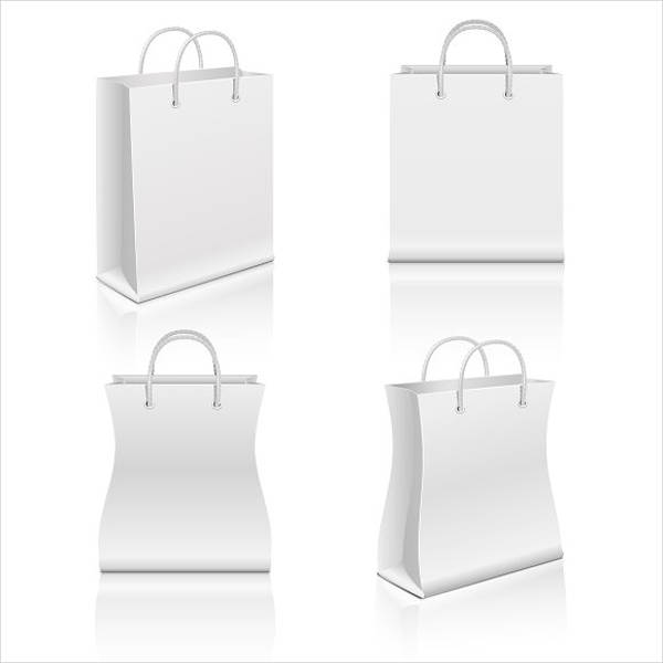 8+ Shopping Bag Templates Free Word, PDF, PSD, EPS Format