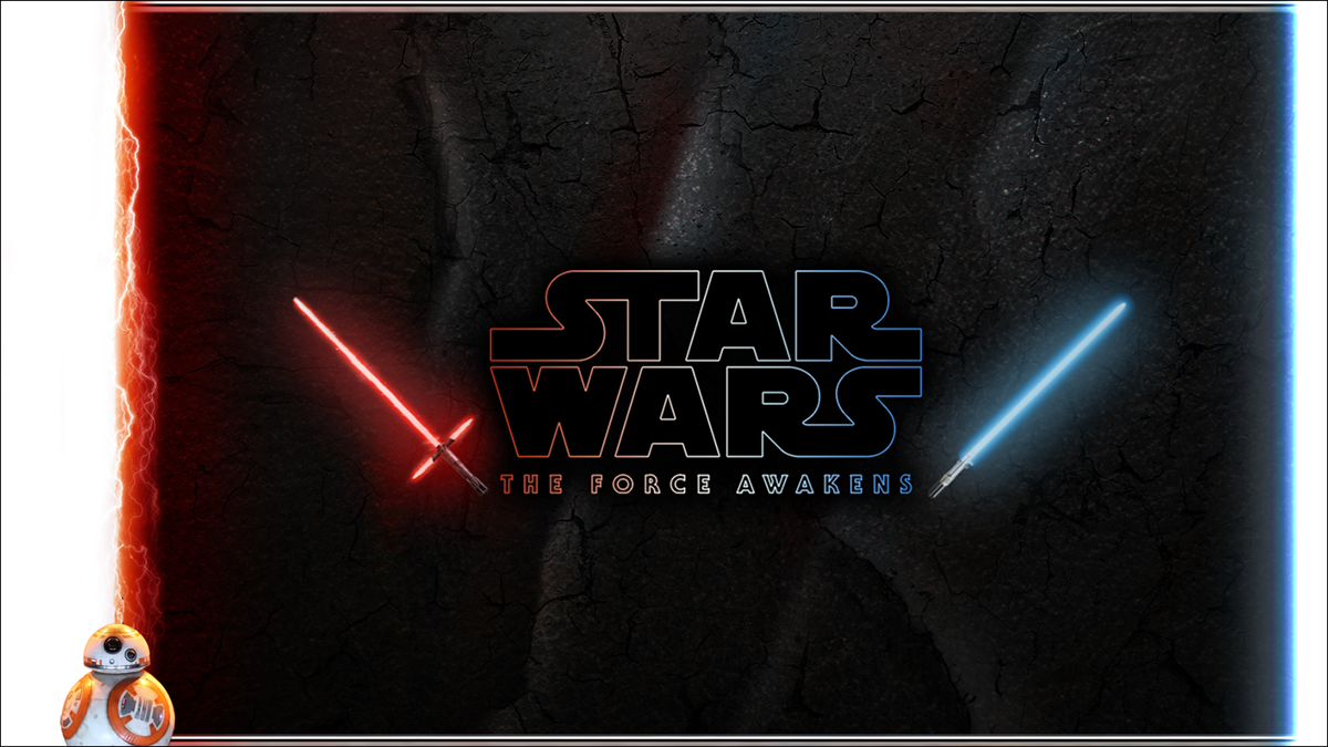 Star Wars Backgrounds For PowerPoint Miscellaneous PPT Templates
