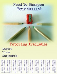 120+ Customizable Design Templates for Tutor | PosterMyWall