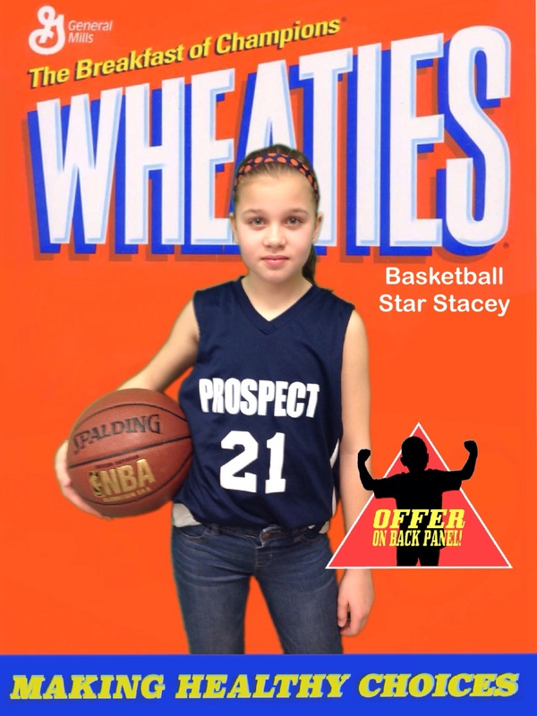 put yourself on a Wheaties box tutorial | Kids | Pinterest